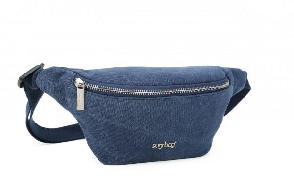 sugrbag Romy waistpack jeansblau