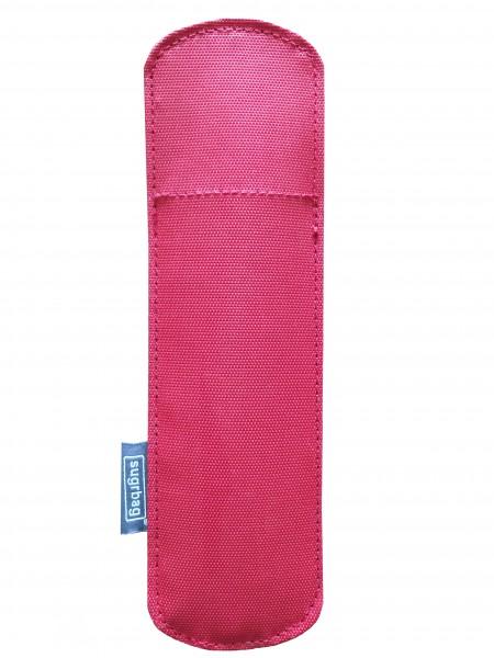 sugrbag pencase Nylon red