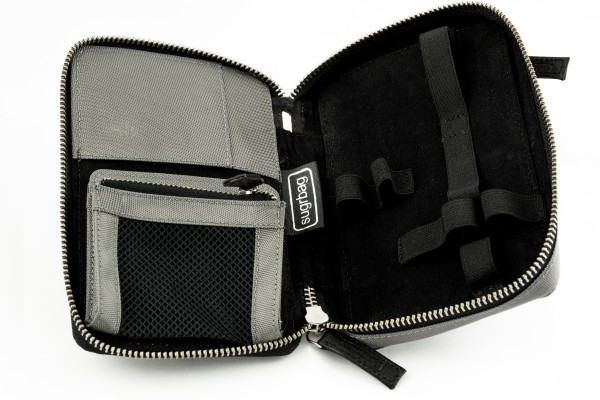 sugrbag Mini Nylon grau