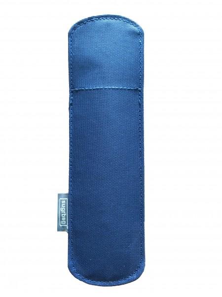 sugrbag pencase Nylon bluejeans